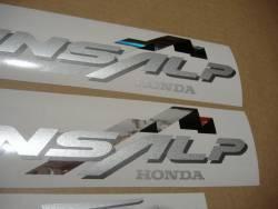 Honda Transalp XL 650V 2001 blue restoration decals set