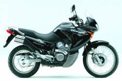 Honda Transalp XL 650V 02 black full graphics kit