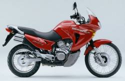 Honda Transalp XL 650 01-02 red replica graphics kit