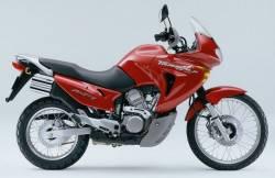 Honda Transalp XL 650 01-02 red replica graphics kit
