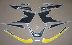 Decals set for Suzuki Katana GSX-F 600 K3 yellow version
