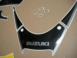 Suzuki Katana GSXF 600 K3 yellow replacement sticker set