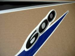 Suzuki Katana GSX600F 2002 (K2) complete stickers kit