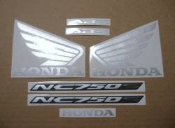 Stickers logo kit for Honda NC 750S 2016 model