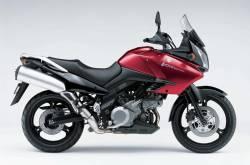 Suzuki V-Strom 1000 2005 K5 complete graphics set