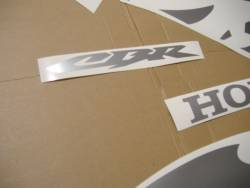 Honda CBR 600rr 2005 tribal reverse decals kit