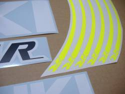 Suzuki GSXRR 1000 MotoGP Ecstar racing team replica adhesives