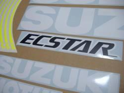 Suzuki GSXRR MotoGP Ecstar replica decals for GSXR 750