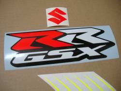 Suzuki GSXR 750 MotoGP ecstar race replica stickers