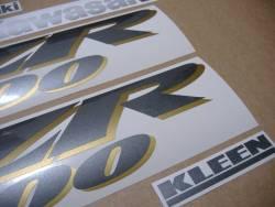 Kawasaki ZZR1200 2004 complete restoration graphics set