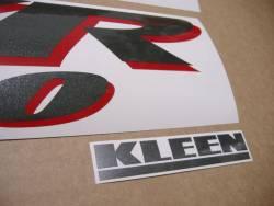 Kawasaki ZZR 1200 2003 full reproduction logo emblems