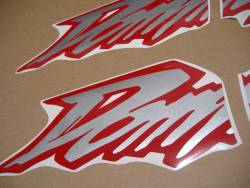 Decals for Honda Dominator NX650 1999 model