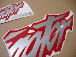 Honda Dominator NX650 1999 reproduction decals set