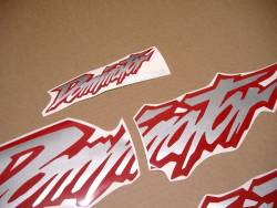 Stickers for Honda Dominator NX650 1999 model