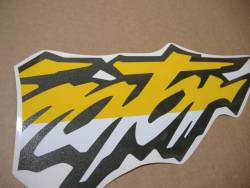 Honda Dominator nx650 2000 reproduction decal set