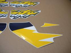Honda Dominator nx650 2000 restoration decal set