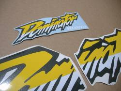 Honda Dominator nx650 2000 complete decal set