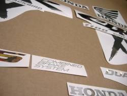 Honda cbr 1100xx blackbird restoration logo emblems