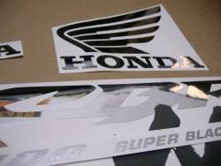 Honda cbr 1100xx blackbird oem genuine style decals