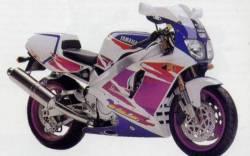 Yamaha YZF 750 SP 1993-1994 oem style graphics