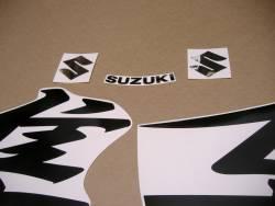 Suzuki Hayabusa 2020 red final edition decal set