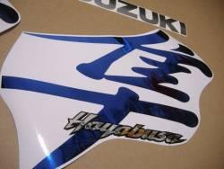 Suzuki Hayabusa 2000 genuine style pattern graphics