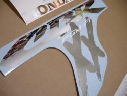 Honda cbr 1100xx blackbird 2003 genuine style decals