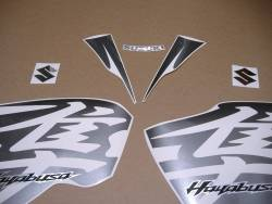 Stickers for Suzuki Hayabusa 2011 L1 black model