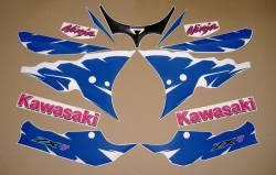 Kawasaki ZX-7 1994 OEM style reproduction decal set