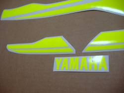 Yamaha R1 2015-2020 (rn32) high visibility yellow stickers