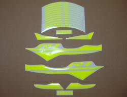 Neon yellow decals for Yamaha R1 2015-2020 (rn32)