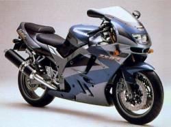 Kawasaki zx9r 1994-1995 replacement sticker set