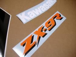Kawasaki zx9r 1994-1995 restoration graphics kit