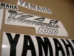 Yamaha YZF1000R Thunderace pattern mark graphics