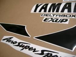 Yamaha YZF1000R Thunderace OEM style decals set