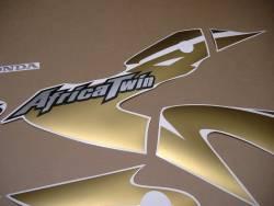 Honda XRV 750 2003 OEM style pattern stickers set