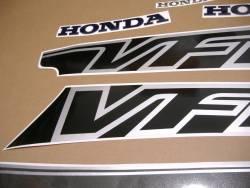 Honda VFR 750 1993 genuine look complete decals set