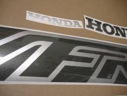 Honda VFR 750 1993 oem look restoration sticker set