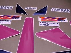 Graphics for Yamaha YZF 750 SP special edition