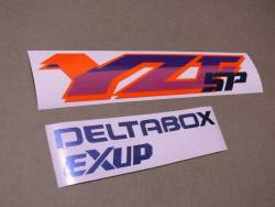 Stickers for Yamaha YZF 750 SP special edition