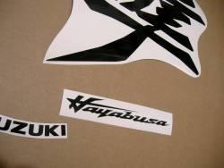 Suzuki Hayabusa 2021 new model M1 black decal set