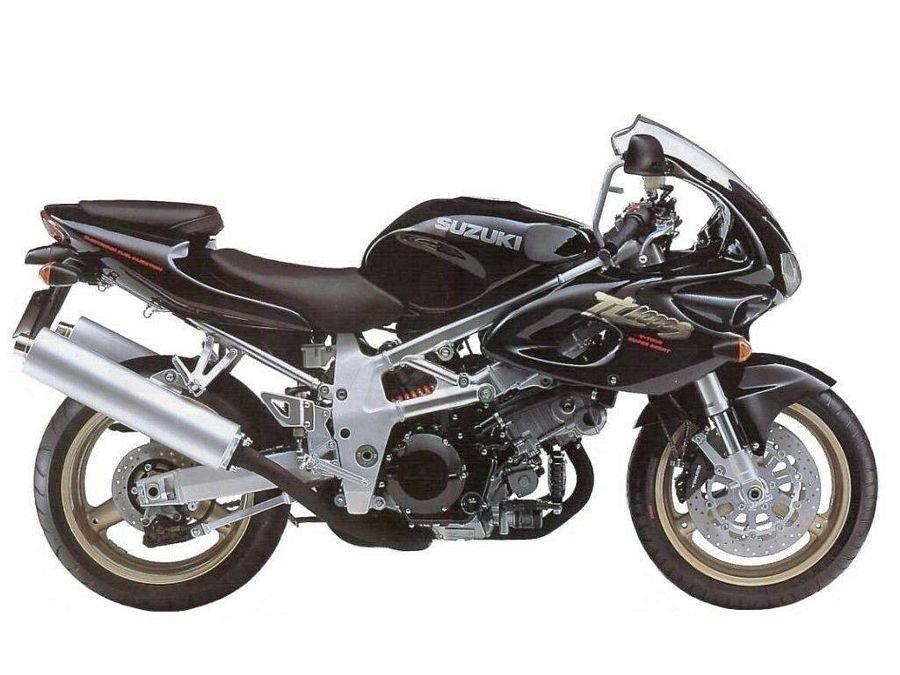 Suzuki TL 1000S | Katalog motocyklů a motokatalog na