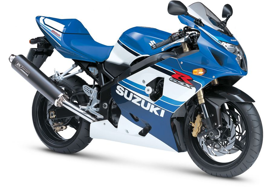 Suzuki Gsx-r 600 2005  K5  Decals Set