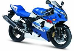 Suzuki GSXR 750 K5 full decals kit
