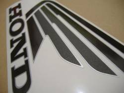 Honda 800i 1999 RC46 black US logo graphics