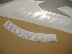 Honda 800i 1999 black US labels graphics