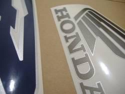 Honda 800i 1999 RC46 blue US full decals kit