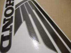 Honda VFR 800i 1998 RC46 silver US decals kit