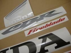 Honda CBR 1000RR 2004 Fireblade stickers