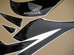 Honda CBR 1000RR 2007 red EU adhesives set